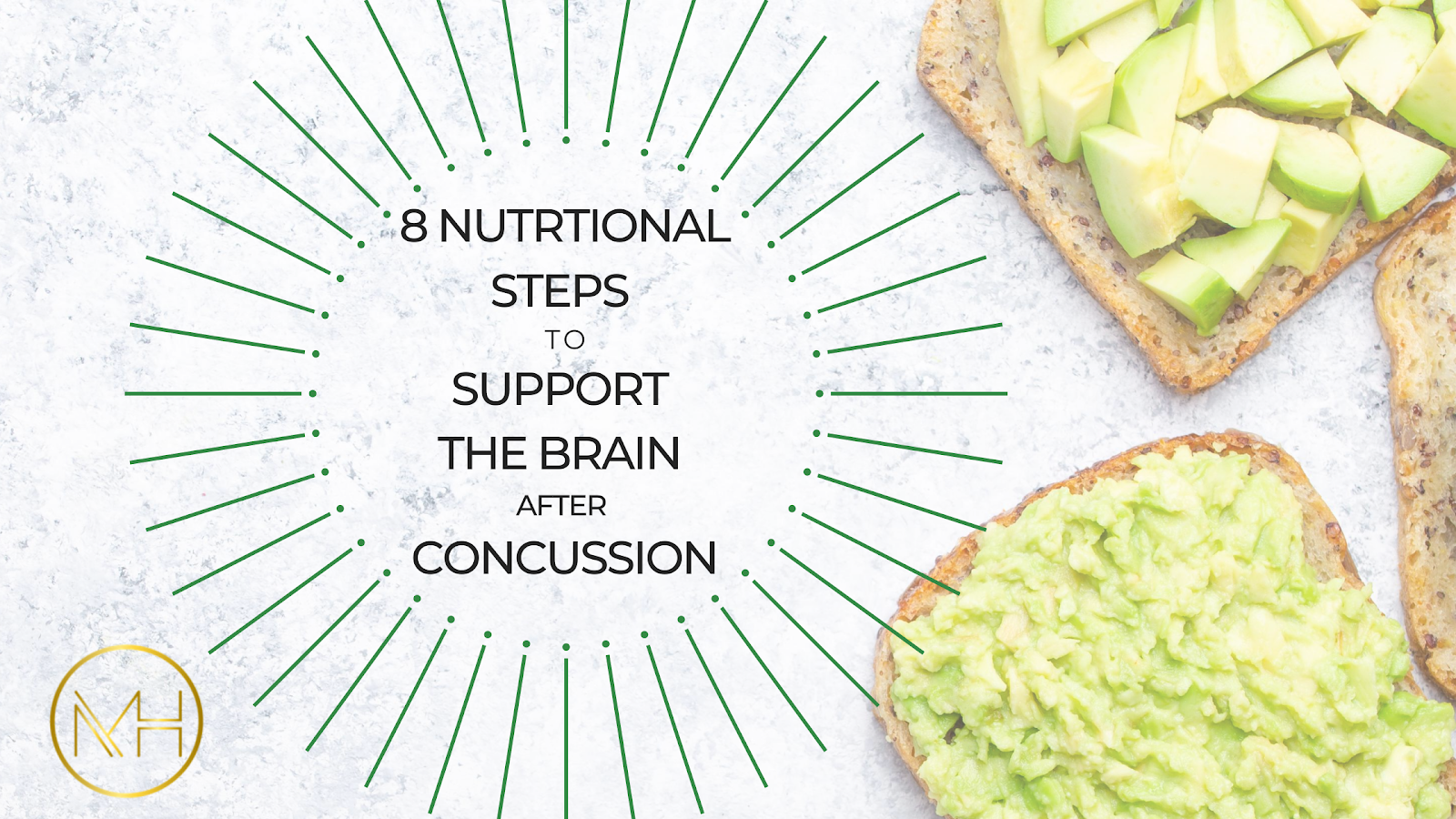 8 Nutritional Steps To Support The Brain After Concussion